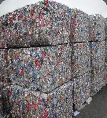 Colectare și valorificare deșeu aluminiu